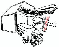 Customs Clearance Of Imports Cargo