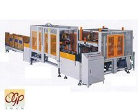 Fully Automatic H Type Carton Sealing System