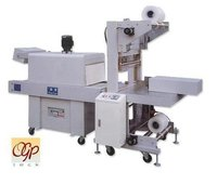 Semi Auto Two Side Sealing And Shrink Packaging Machine