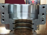 Steam Turbine Shaft Gland