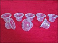 Plastic Jelly Cups