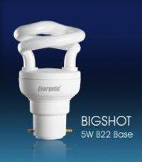 Bigshot B22 Base Energy Lamps