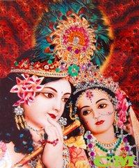 Radha Krishna Posters