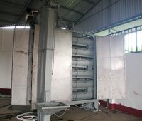 Cashew Steaming Continuous Machine