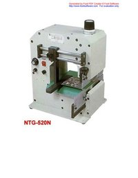 Pre-scored PCB Depaneling Machine