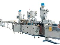 Overlap Welded Composite Pipe Production Line