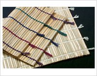 Decorative Straw Mats