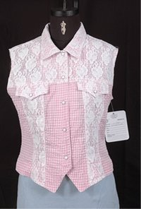 Ladies Sleeveless Garments