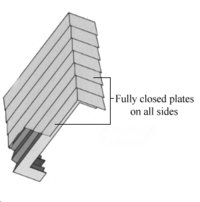 Sword-C Plated Bellows