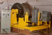 Heavy Duty Power Winches