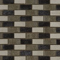Wall Tiles-Mosaico Highlighters Small Brick