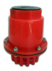 PP Bolt-Nut Foot Valve