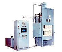Hydraulic Vacuum Compression Press