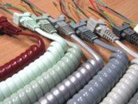 Telephone Instrument Cords