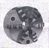 Standard 6-Jaw Self Centring Chuck