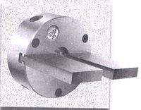 Standard 2-Jaw Self Centring Chuck