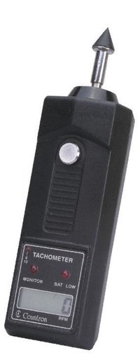 Contact/Non-Contact Portable Digital Tachometer