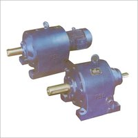 Power Build Helical Geared Motors