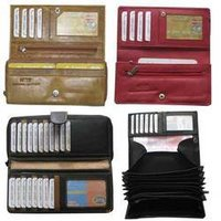 Unisex Leather Organisers