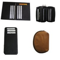 Unisex Leather Money Clips