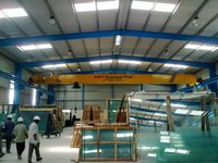 Single Garder Eot Cranes-Box Type