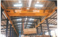 Double Girder Eot Cranes-Tandam Operation