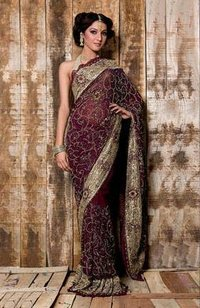 Ladies Elegant Sarees