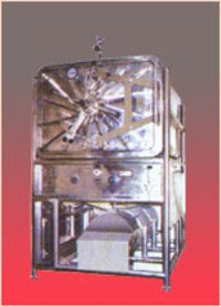 Rectangular Model High Pressure Sterilizer