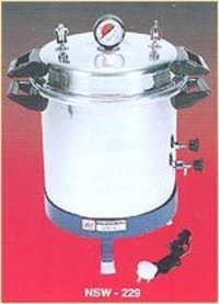 Pressure Cooker Type Sterilizer