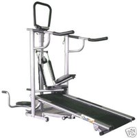4 In 1 Treadmill