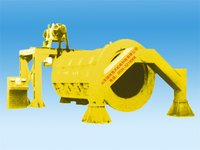 Rotarry Type Concrete Pipe Machine