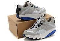 MBT Chapa GTX Men`s Shoes Gray and Blue