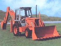 Jd315se-Backhoe Loader