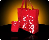 Canvas Foldable Bag For Shopping/Promotion