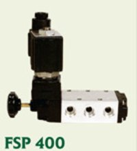 4 Way 5 Port 2 Position Single Solenoid & 3 Position Double Solenoid Valves