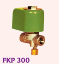 3 Way Direct Operated Solenoid Valves Normally Closed With Manual Operator