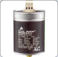 MPP STADRAD / or Heavy Duty Cylindrical Capacitor