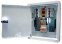 VTPN Double Door Distribution Board with MCB as Incomer