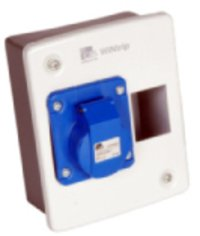 Industrial Plugs and Sockets Distribution Box