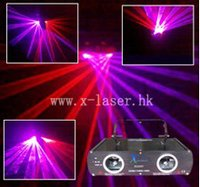 Violet Beam Laser Light