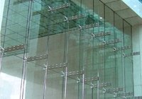 Suspended Glass
