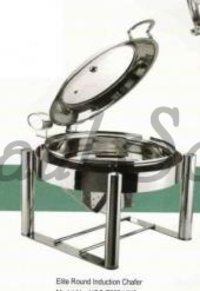 Elite Round Induction Chafing Dishes