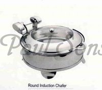 Round Induction Chafers