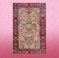 Modern Silk Carpets