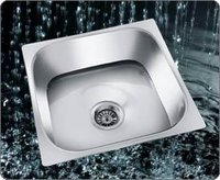 S.S. Single Bowl Sink