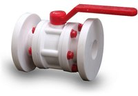 PP And HDPE Ball Valve