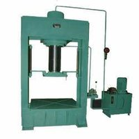 'H' Frame Hydraulic Press