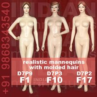 Normal Female Mannequins