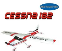 5 CH Cessna 182 RC Airplane RTF W/ Brushless Motor+ESC+Li-Po