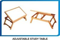 Bed Study Table (Teak)